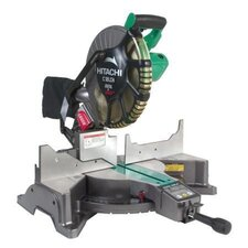 "12"" Blade Diameter Compound Miter Saw with Digital Display and Laser Marker C"