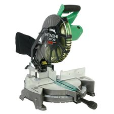 "C10FCH2 Compound 10"" Blade Diameter 15 Amp Miter Saw With Laser Marker"
