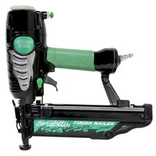"2.5"" 16 Gauge Finish Nailer with Blow Nozzle"