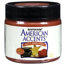 American Accents® Gold Metallic Craft & Hobby Brush Enamel
