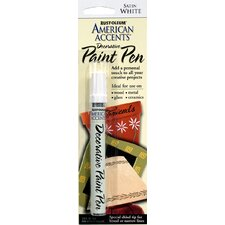American Accents® Satin White Decorative Paint Pen
