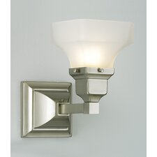 Birmingham 1 Light Wall Sconce with Shade