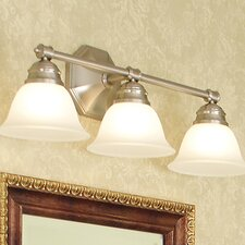 Kathryn 3 Light Bath Vanity Light