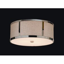 Butler Flush Mount