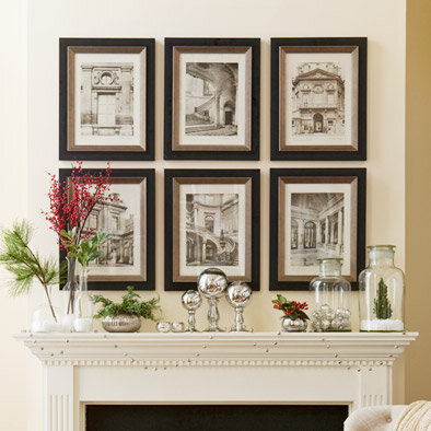 wintergreen mantel