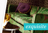 Trend Alert! How to Decorate with Brocade