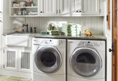 Laundry Room: A Simple, Efficient Space