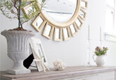 Trending: Sunburst Mirrors