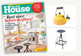 Sunny Kitchen Style from the July 2013 Issue