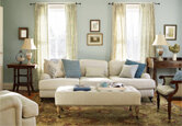 Living Room: A Refreshed Parlor