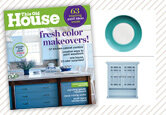 Colorful Kitchen Picks from the September 2013 Cover