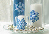 A Blue & Silver Holiday