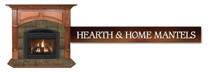Hearth and Home Mantels